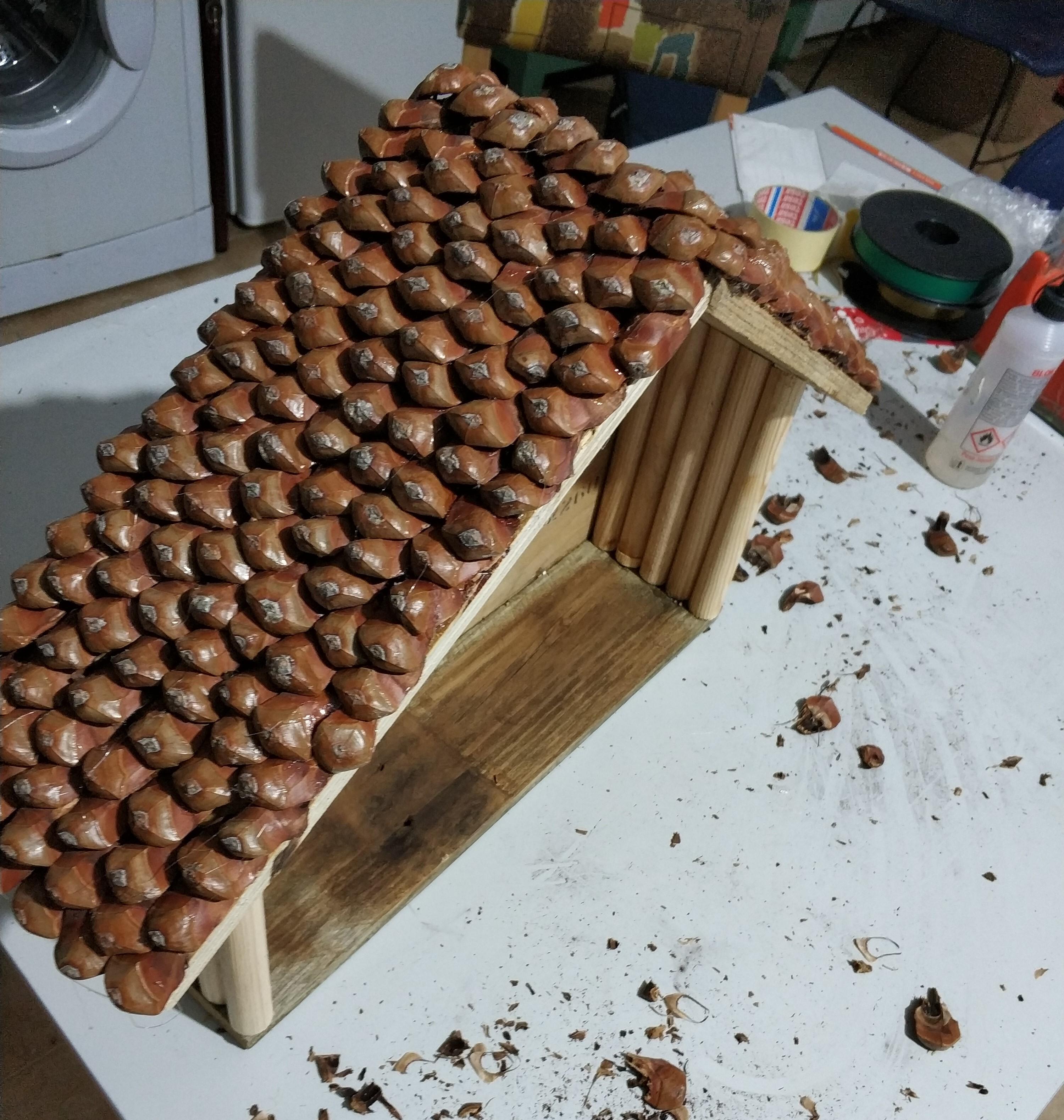 cabana presepio